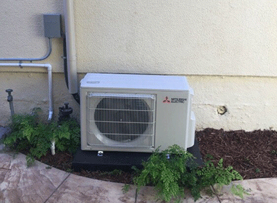 Home cooling system